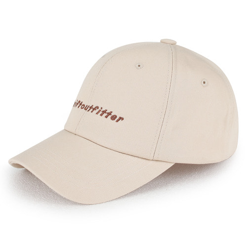 DC-025 OUTFITTER LOGO BEIGE