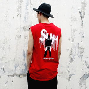 OS-009 HOMMAGE SUPREME SLEEVELESS